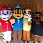 Mascottes de la Pat'Patrouille